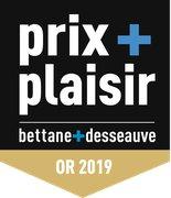 Prix Plasir Bettane et Desseauve 2019