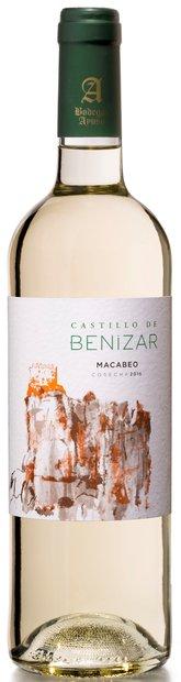 Castillo de Benízar, Macabeo, Bodegas Ayuso