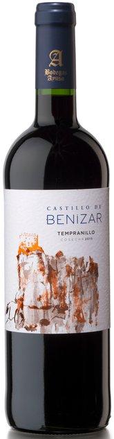 Castillo de Benízar, Tempranillo, Bodegas Ayuso