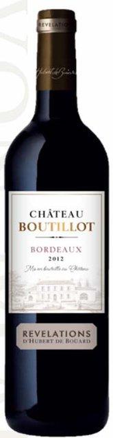 Chateau Boutillot, Revelations D'Hubert De Bouard, Yvon Mau