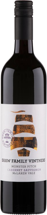 Monster Pitch Cabernet Sauvignon, , Shaw Family Vintners
