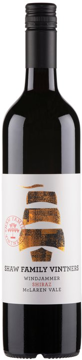 Windjammer Shiraz, , Shaw Family Vintners