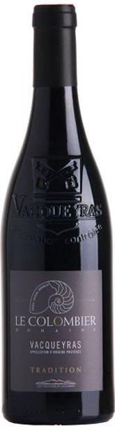 Vacqueyras Tradition 2017, , Domaine Le Colombier