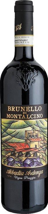 Brunello di Montalcino Vigna Piaggia D.O.C.G, , Abbadia Ardenga