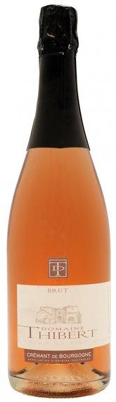 Crémant Bourgogne Rosé, , Domaine Thibert Père & Fils